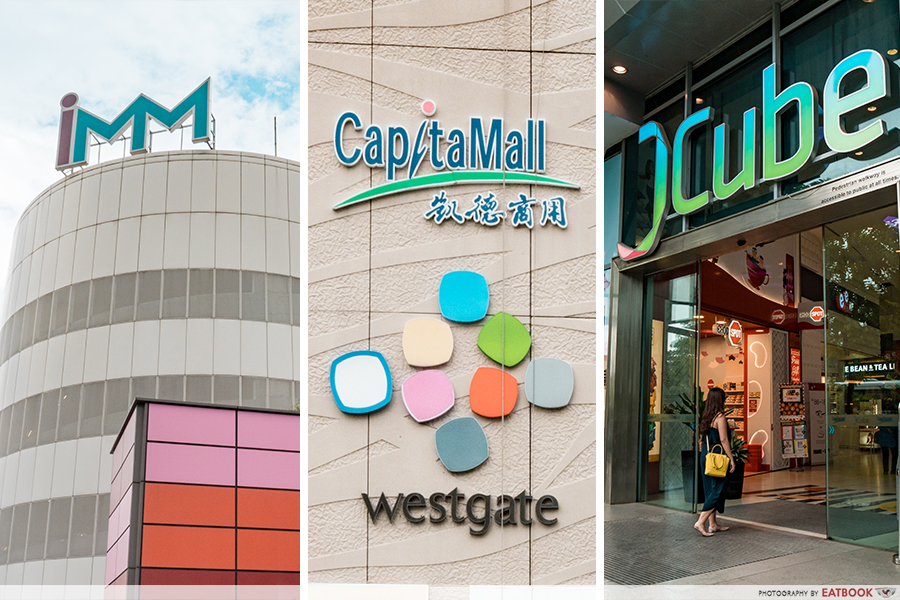 Famous Local Food Stores - Capitaland Exterior Collage