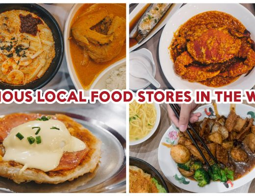 Famous Local Food Stores - Feature Image