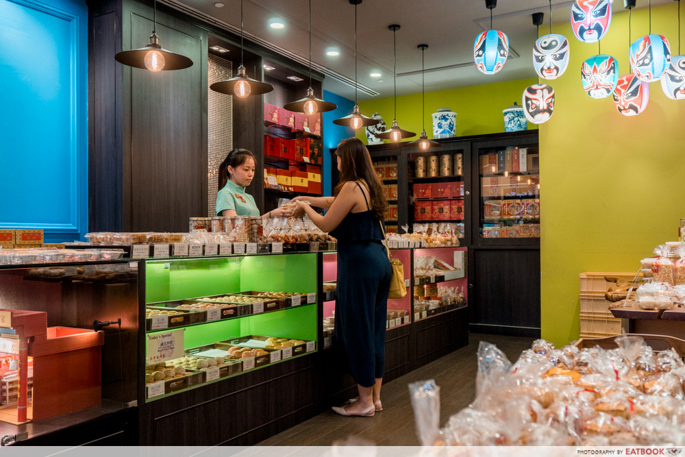 Famous Local Food Stores - Tai Chong Kok Ambience