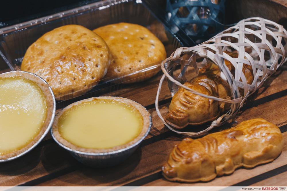 Famous Local Food Stores - Tai Chong Kok Flatlay