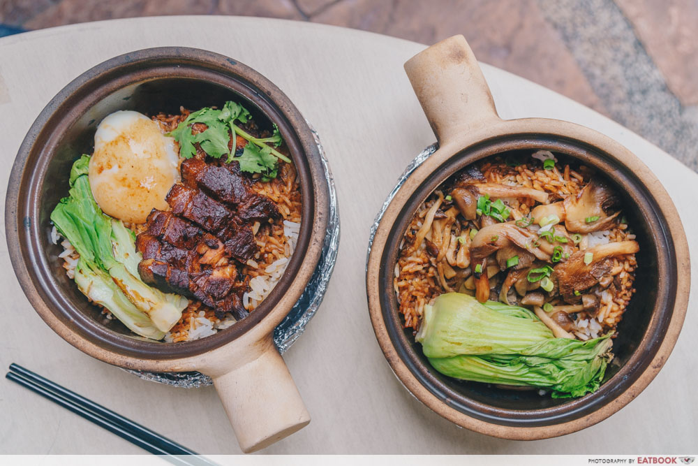 House Of Happiness - Claypot Rice