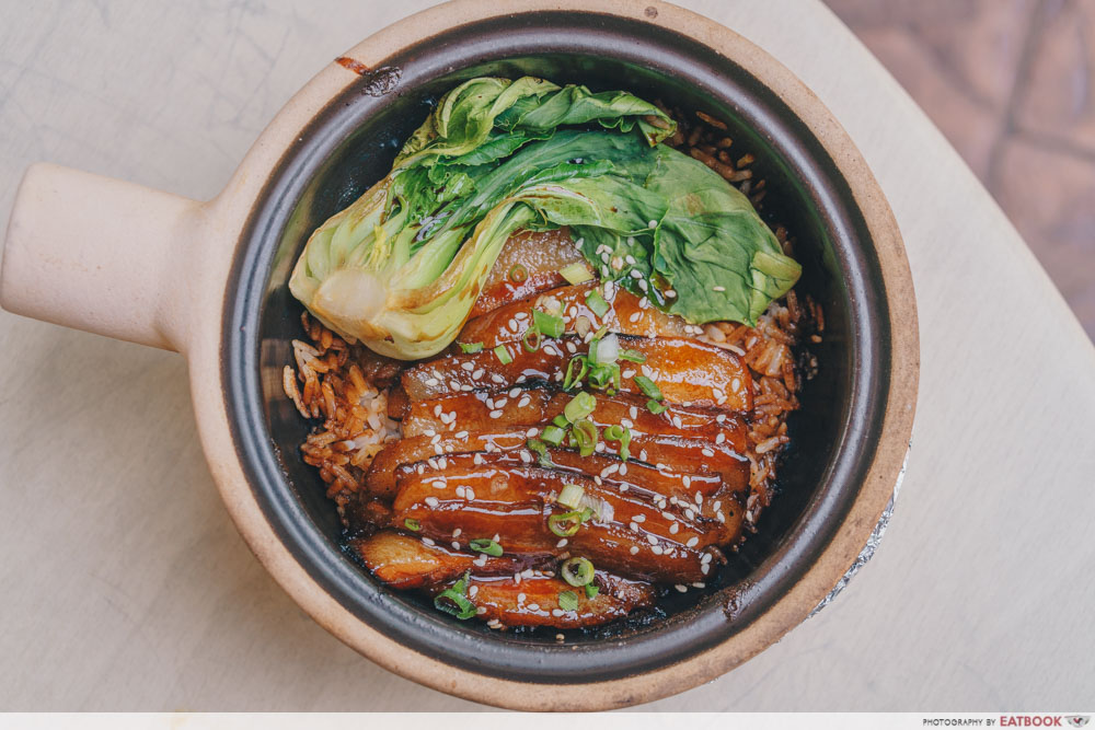 House Of Happiness - Teriyaki Pork Jowl