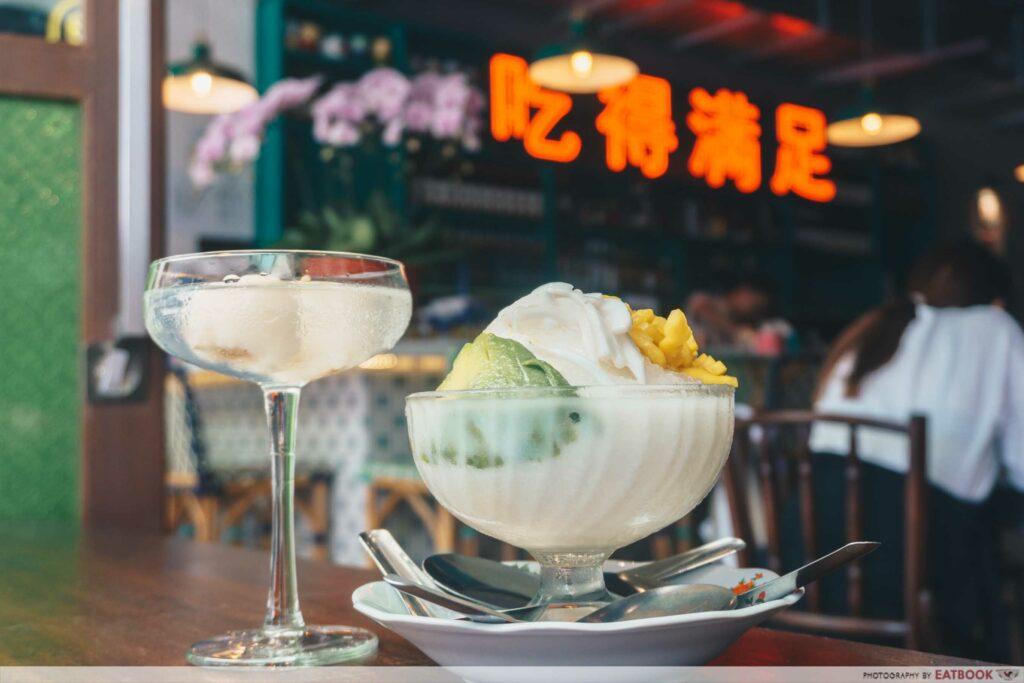 Kota 88 dessert
