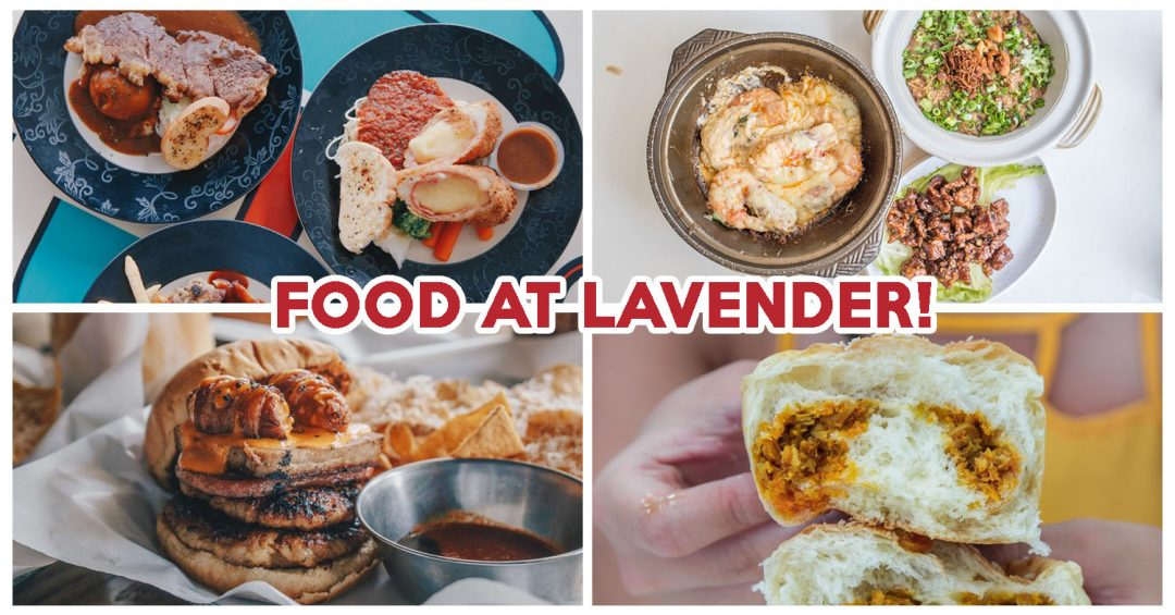 Lavender Food - Feature Image