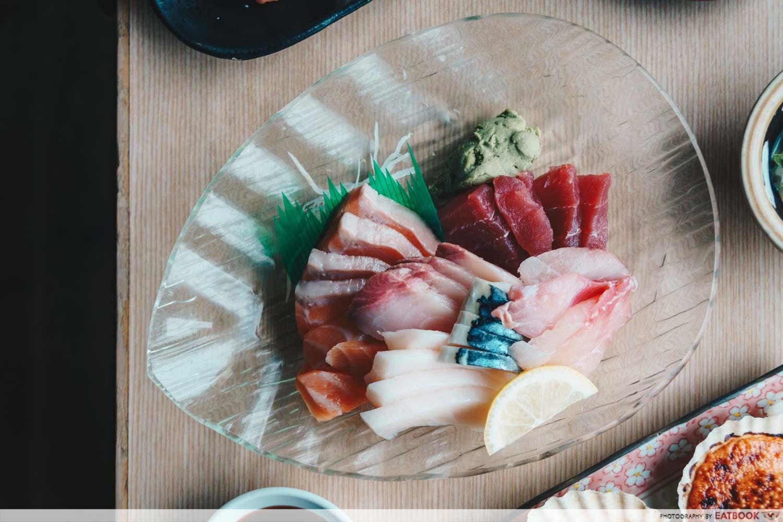 Mitsuba - Assorted Sashimi