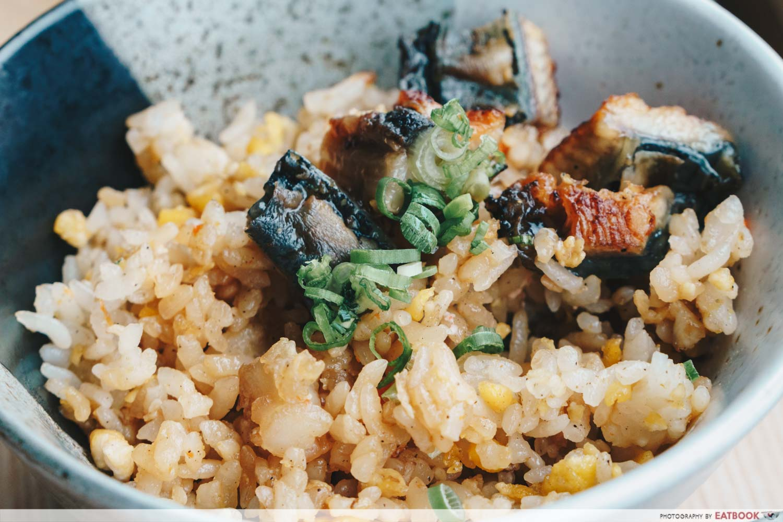 Mitsuba - Unagi Rice Bowl