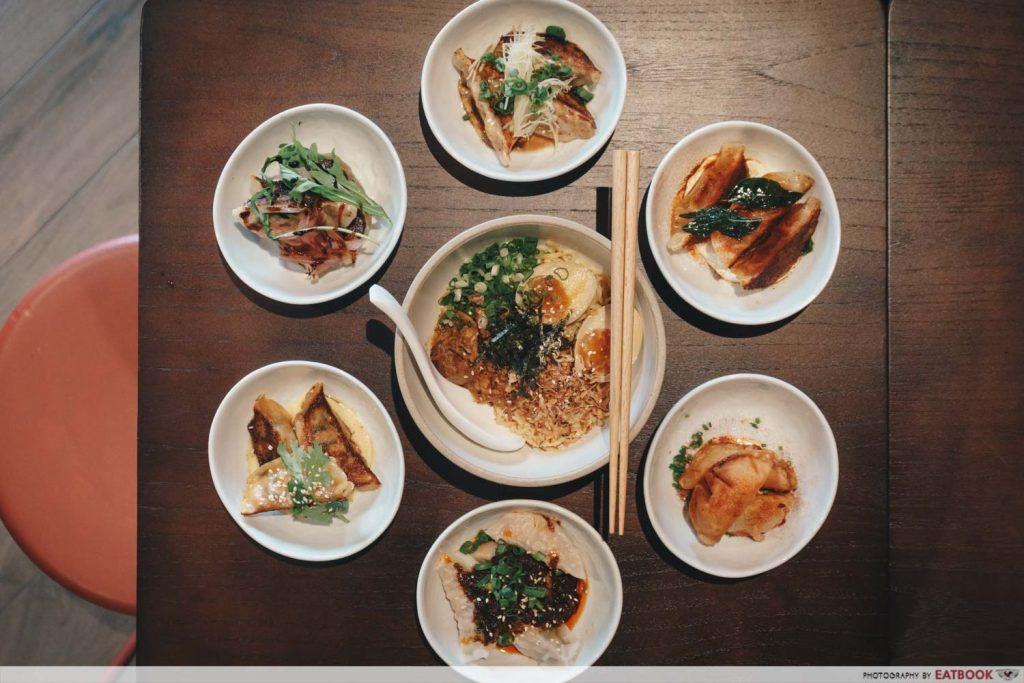 New Restaurants November Dumpling Darlings