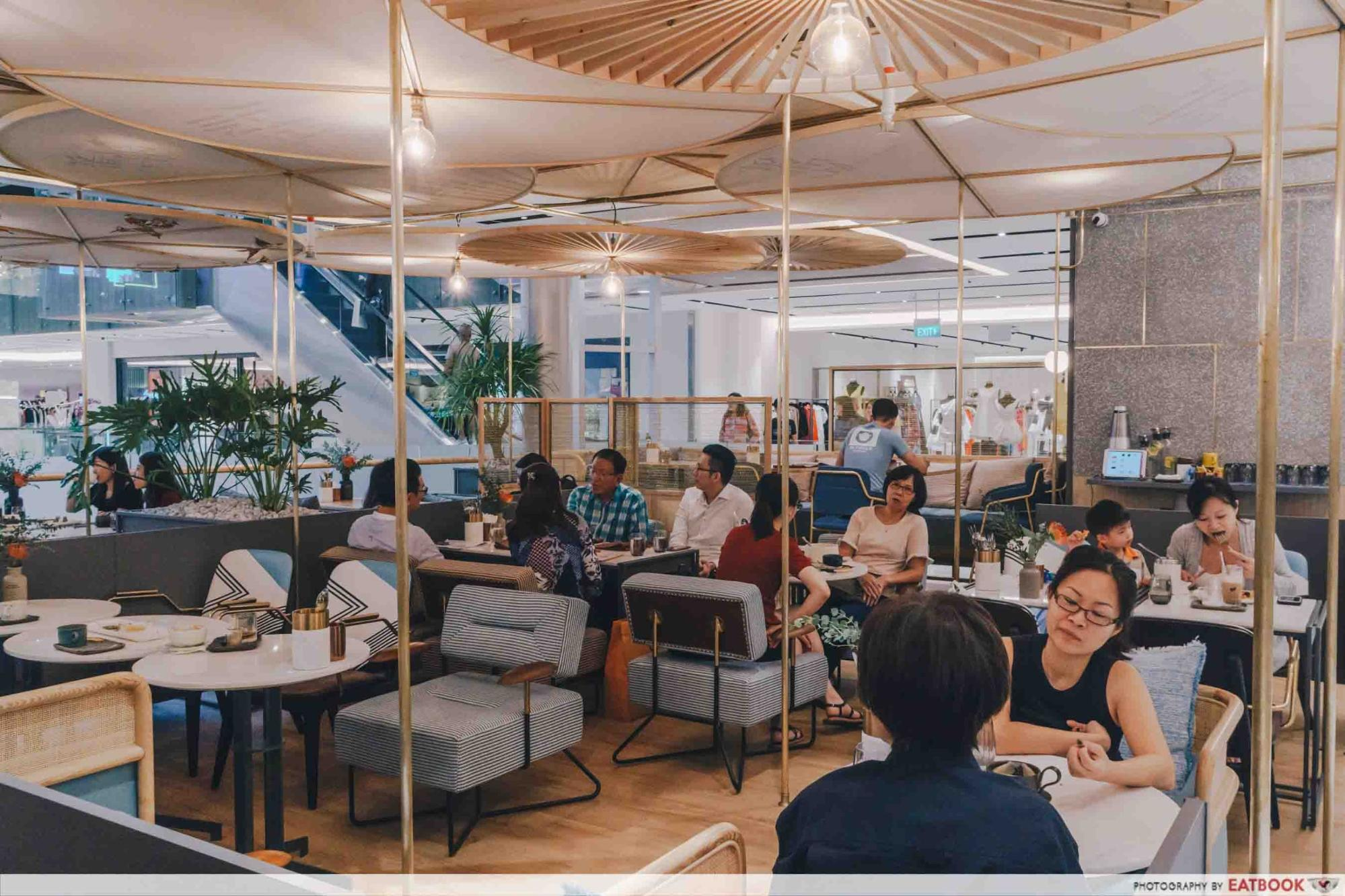 New Restaurants November Halcyon and Crane 2