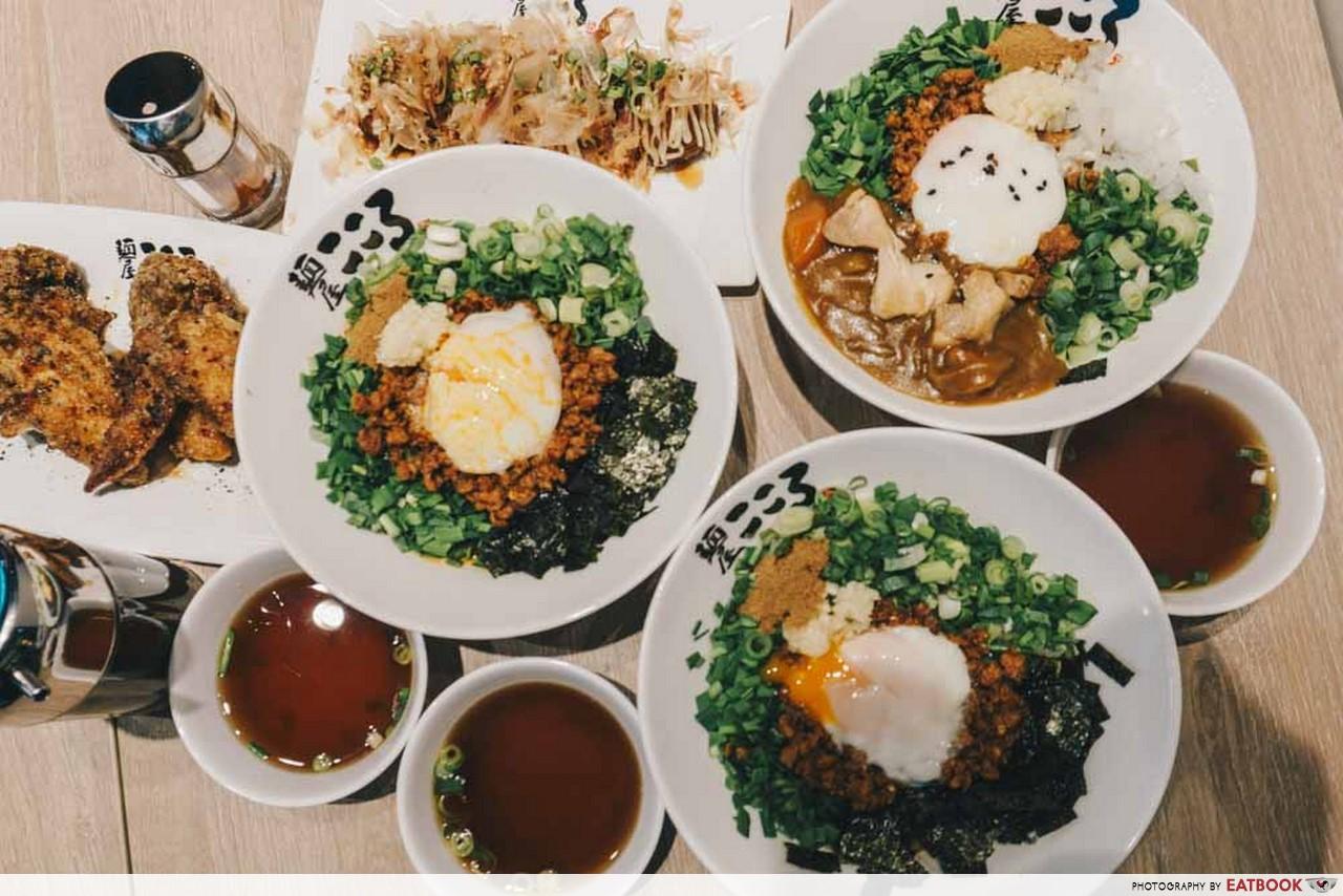 New Restaurants November Menya Kokuro 2