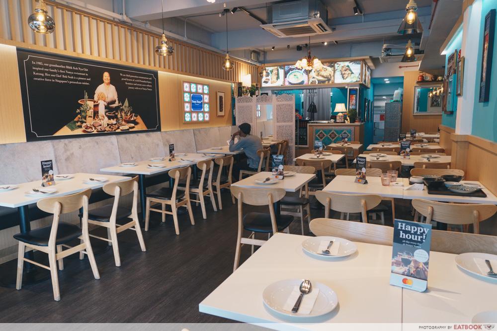 New Restaurants November Nonya
