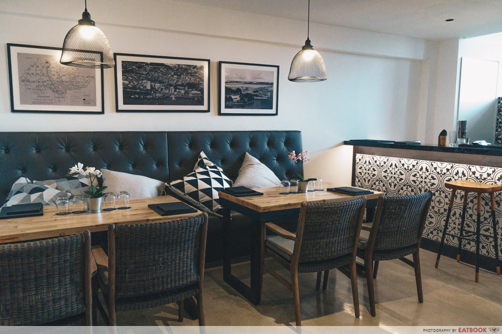 New Restaurants November Sampan