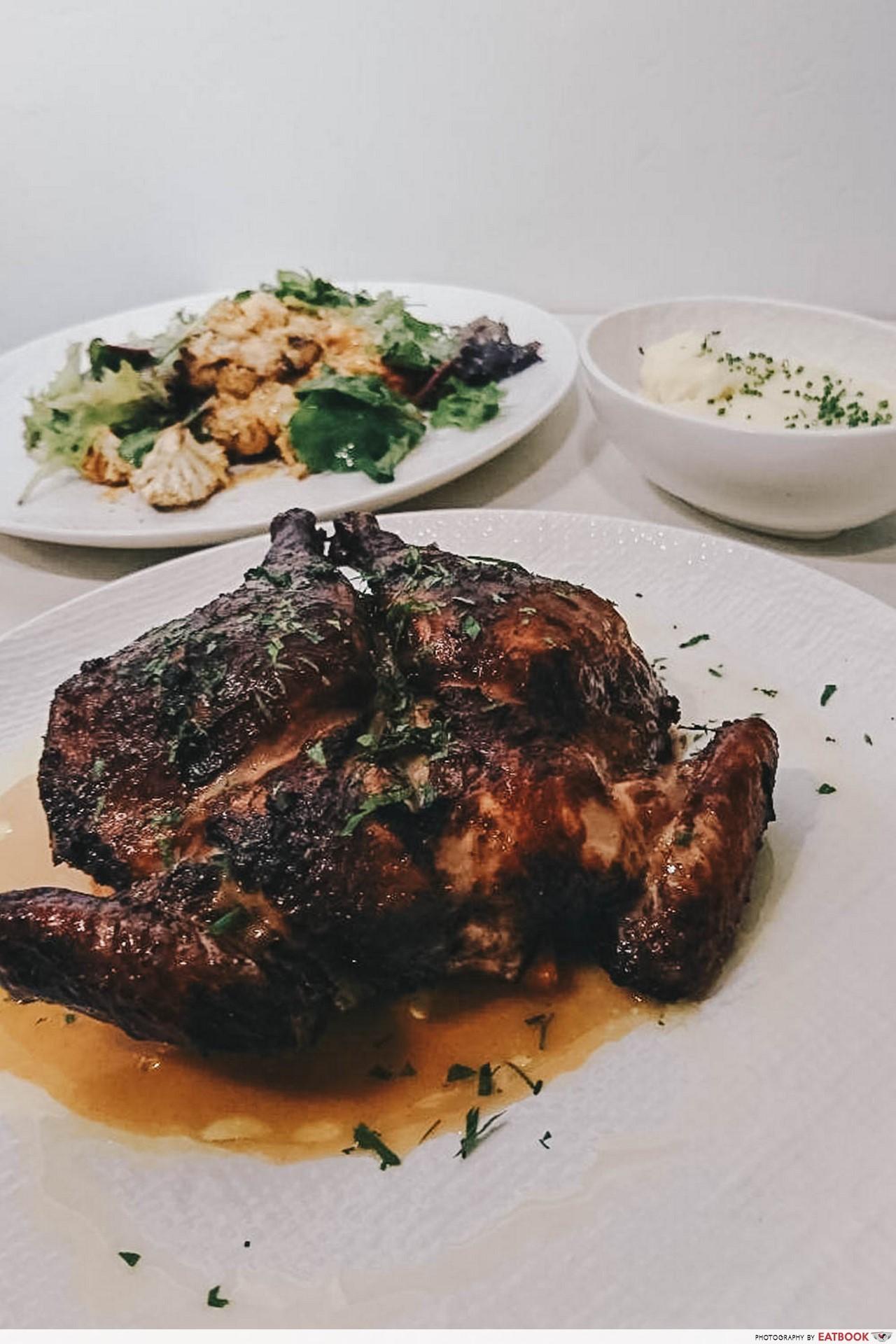 New Restaurants November Telok Ayer Arts Club