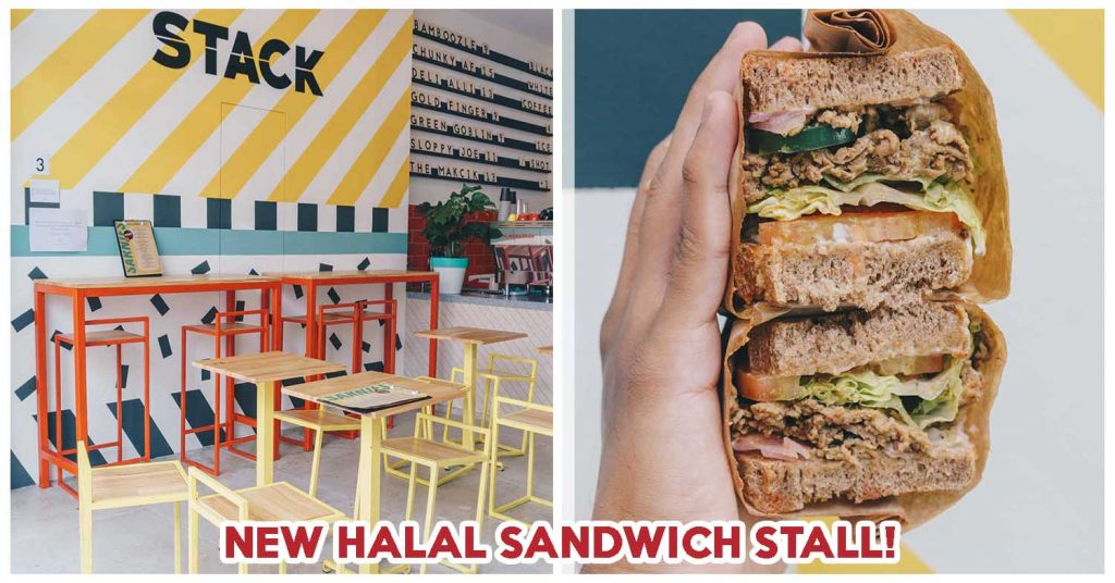 Stack Review: Halal Beef Rendang Sandwich And Lamb Meatball Bagels