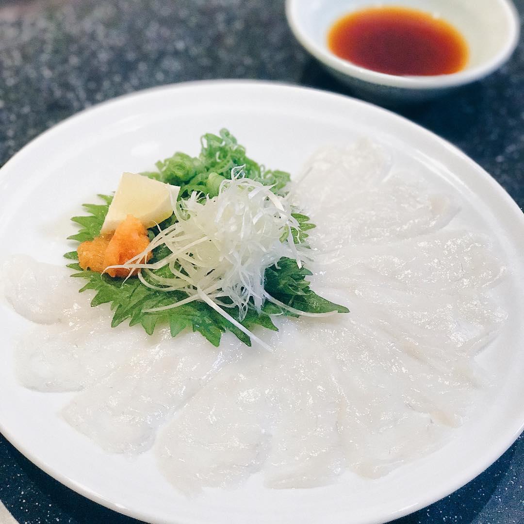 Underrated Japanese Dishes - Fugu Sashimi