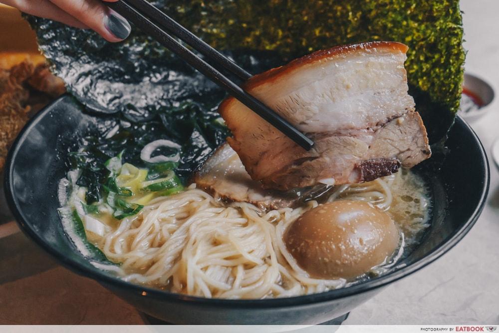 Washoku Goen - Pork Belly Slices