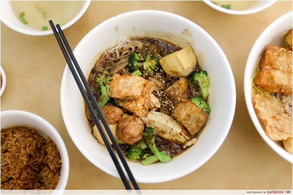 Yong Tau Foo Fatty Aunt