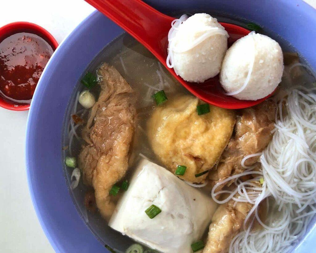 Yong Tau Foo Tiong Bahru Yong Tau Hu