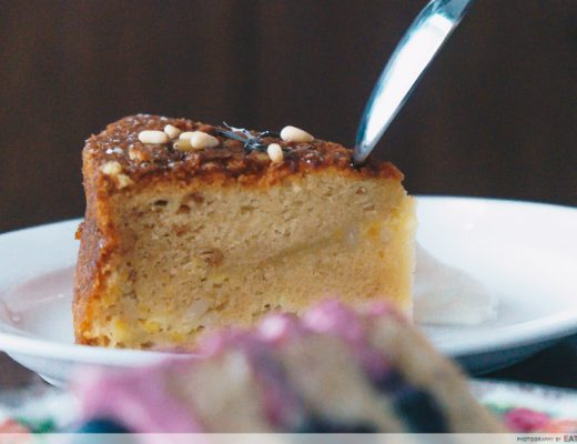 cafe fernett olive oil cake