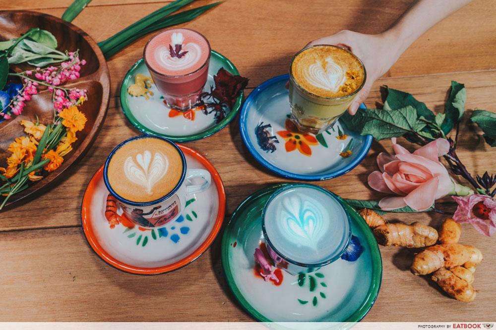 tiong bahru bakery safari drinks
