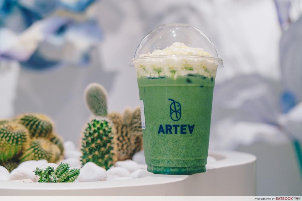 ARTEA - Kyoto Matcha Latte