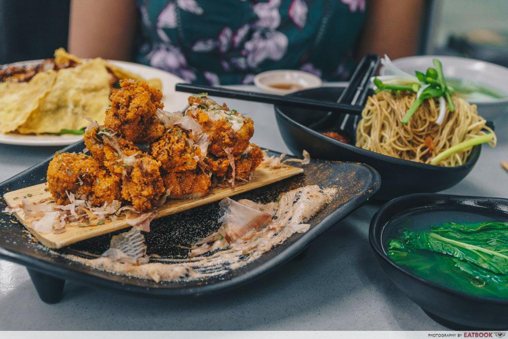 Bei-ing Wanton Mee - Katsu Noodle