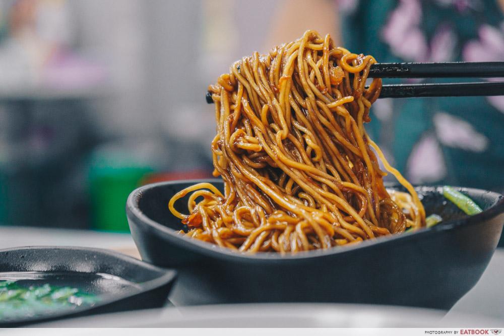 Bei-ing Wanton Mee - Noodles