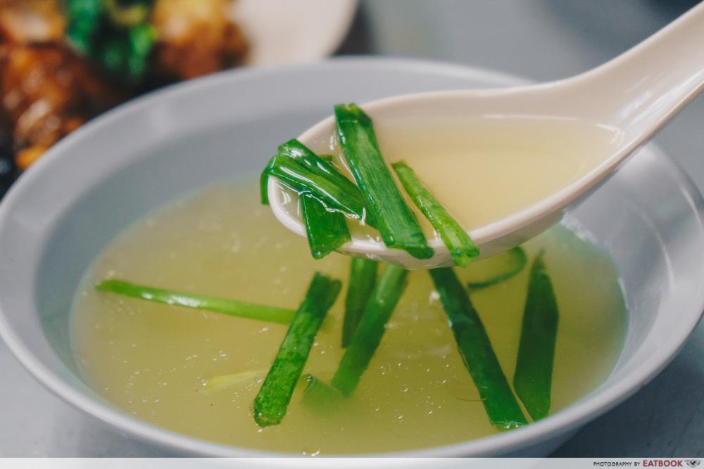 Bei-ing Wanton Mee - Soup