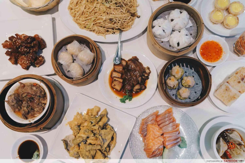 Best Buffets - Tung Lok Seafood Dim Sum Buffet