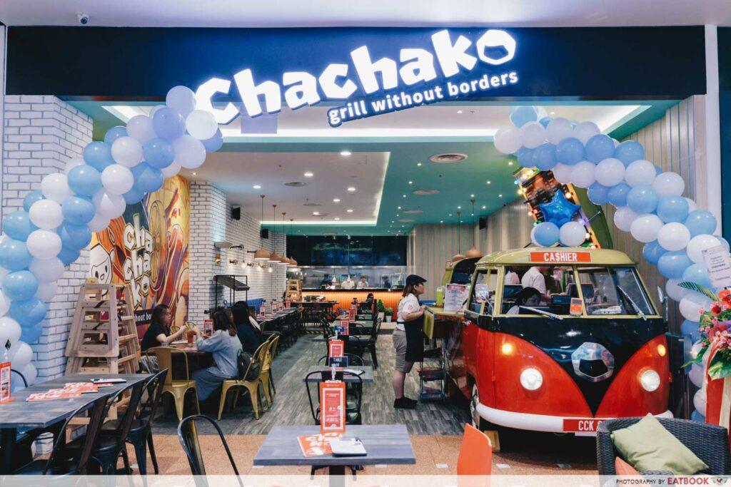 Chachako Exterior