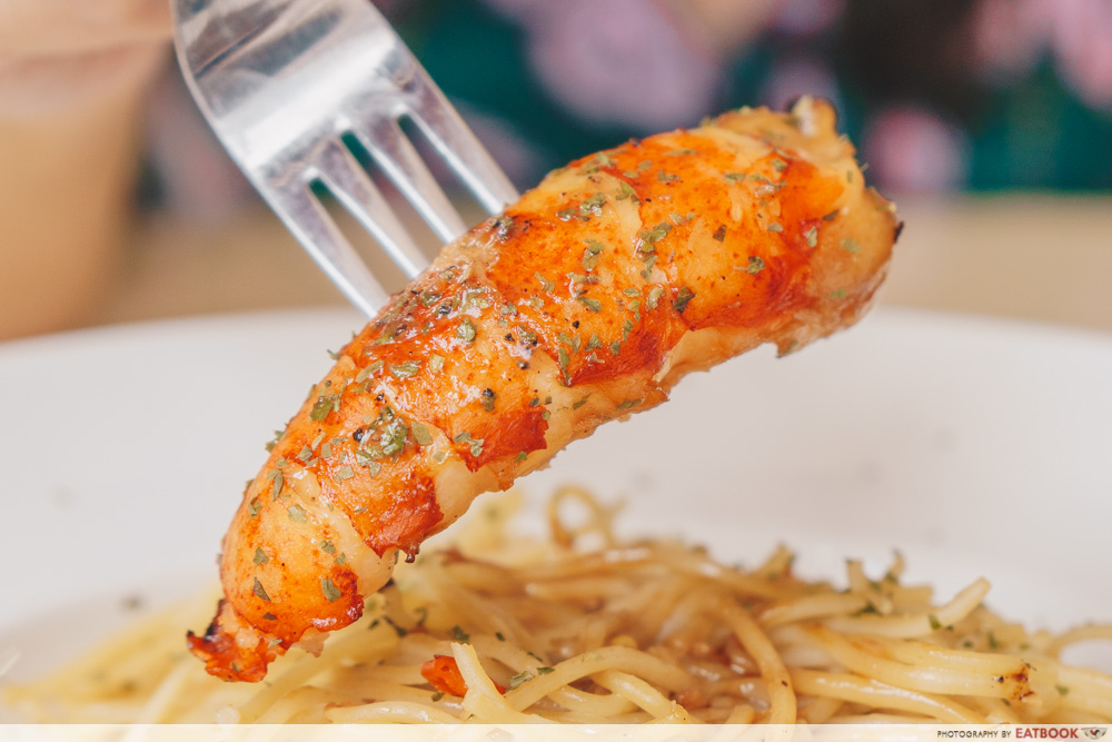 Chopping Board - Lobster Tail