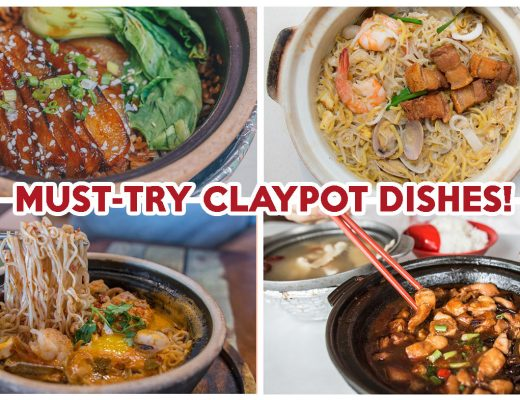 Claypot Dishes - Feature Image