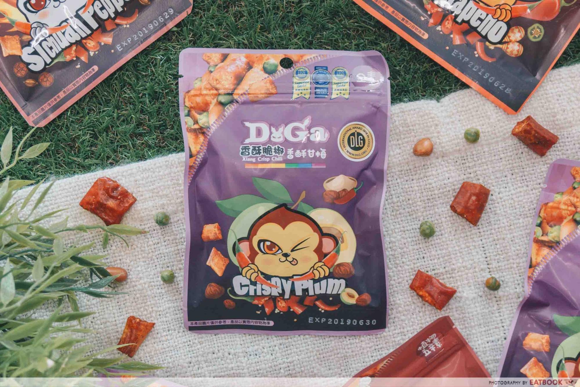 Doga Xiang Crisp Chili - Crispy Plum