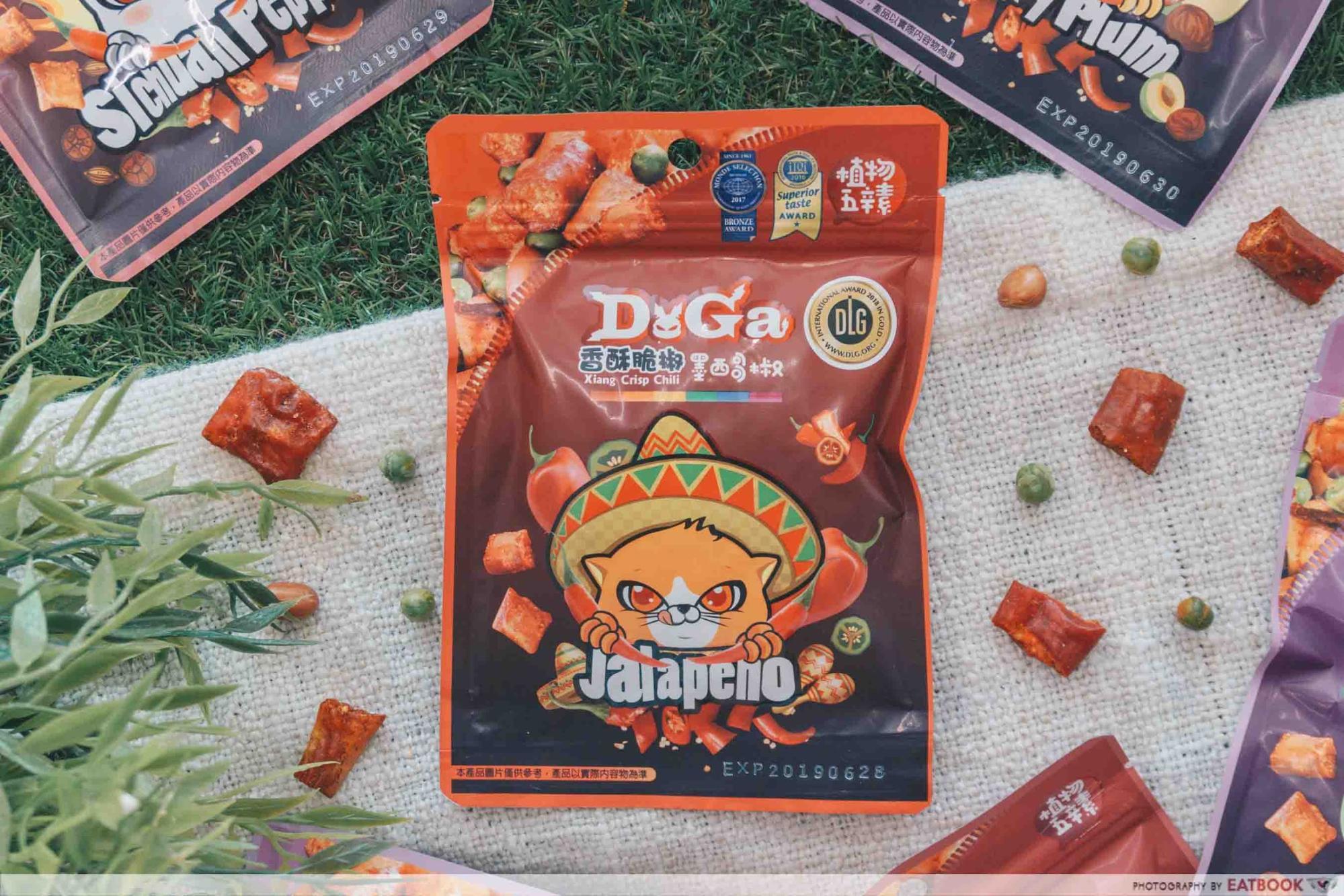 Doga Xiang Crisp Chili - Jalapeno