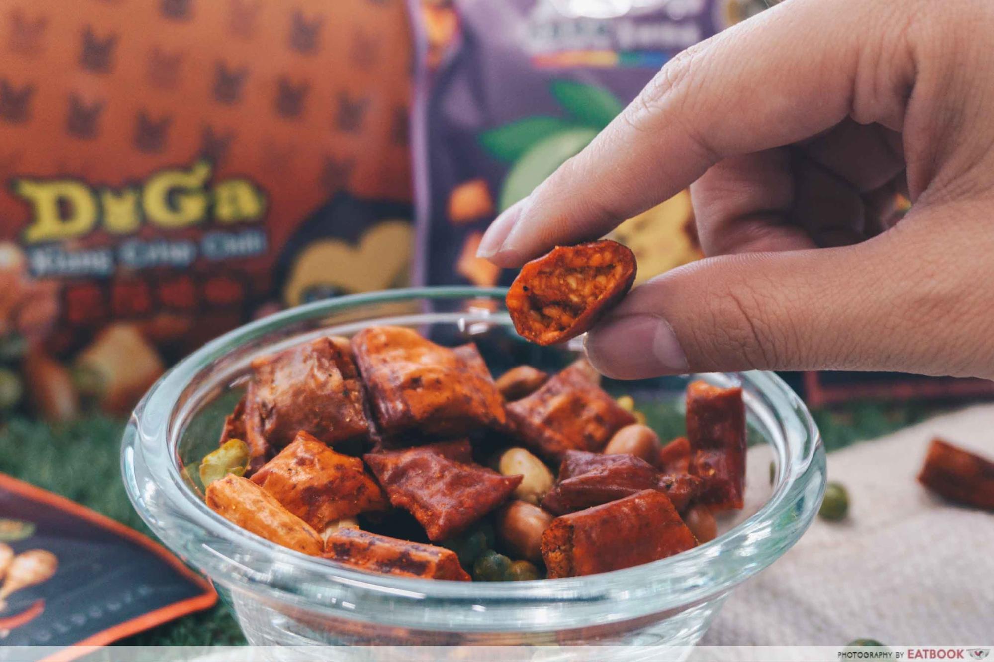 Doga Xiang Crisp Chili - Mala Snacks