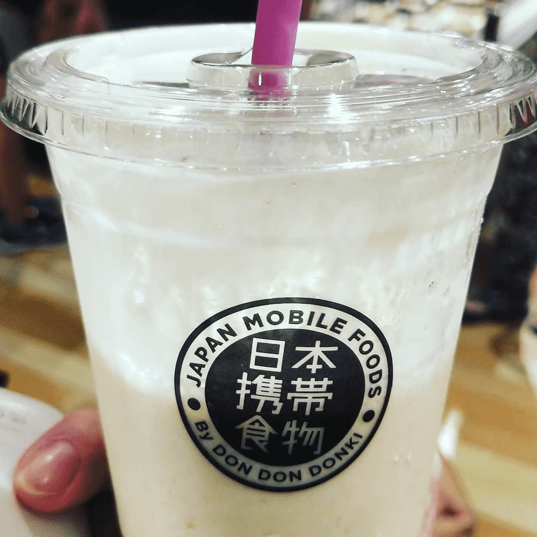 Don Don Donki Sweet Potato Milkshake Orchard-min