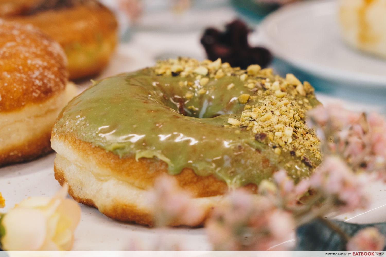 Doughnut Shack - Matcha Doughnut