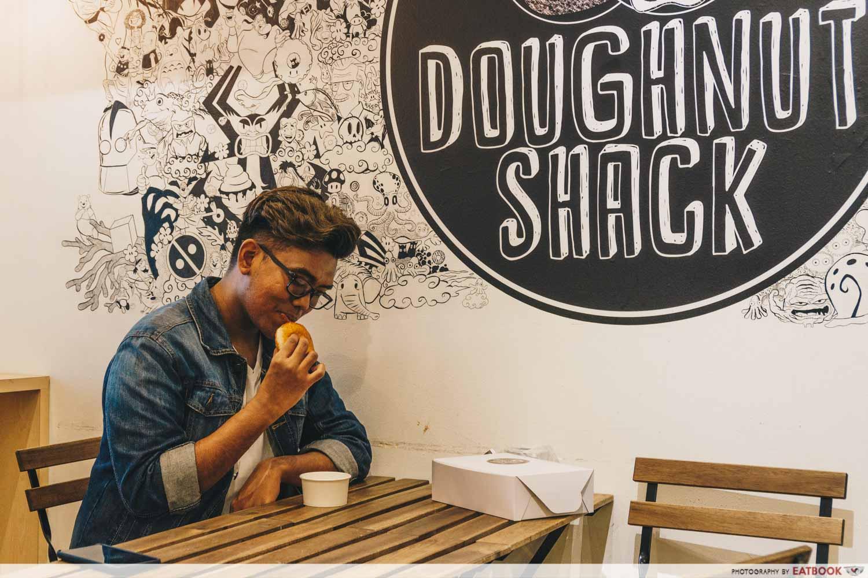 Doughnut Shack - Whampoa