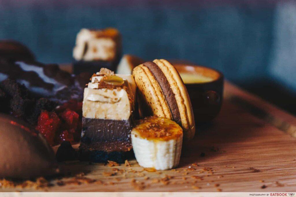 House Of Mu - Dessert Platter