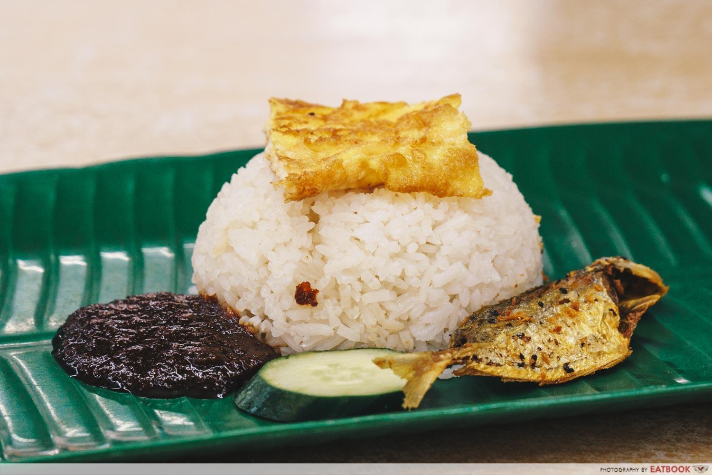 Kedai Makan Muhajirin - Cheap Nasi Lemak