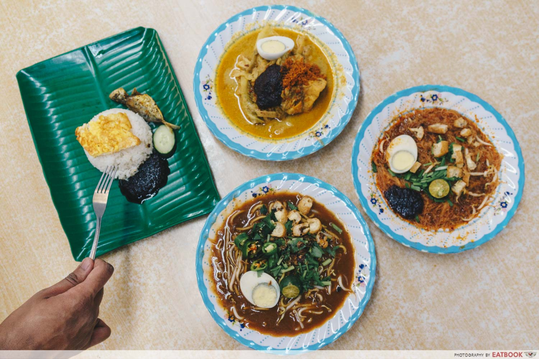 Kedai Makan Muhajirin - Malay Food