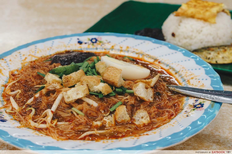 Kedai Makan Muhajirin - Mee Siam