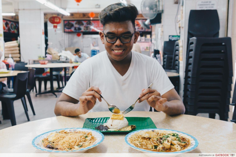 Kedai Makan Muhajirin - Toa Payoh