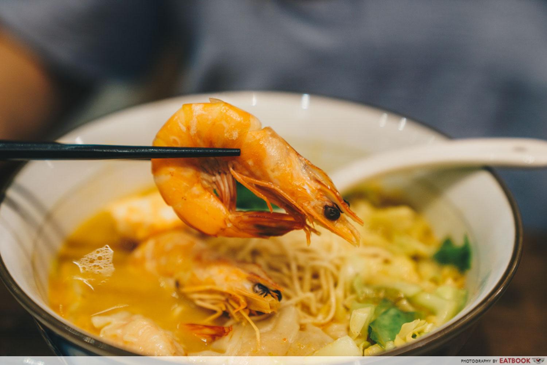Le Shrimp Ramen - Le Shrimp Ramen Verdict