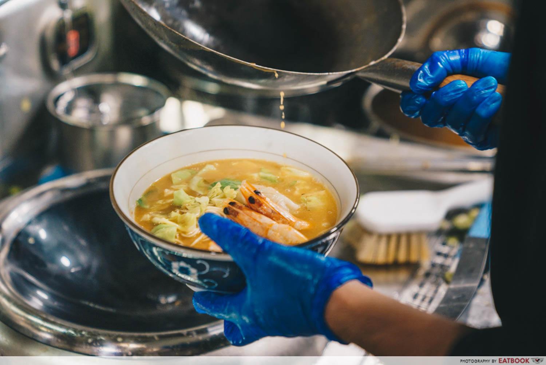 Le Shrimp Ramen - Ramen Soup