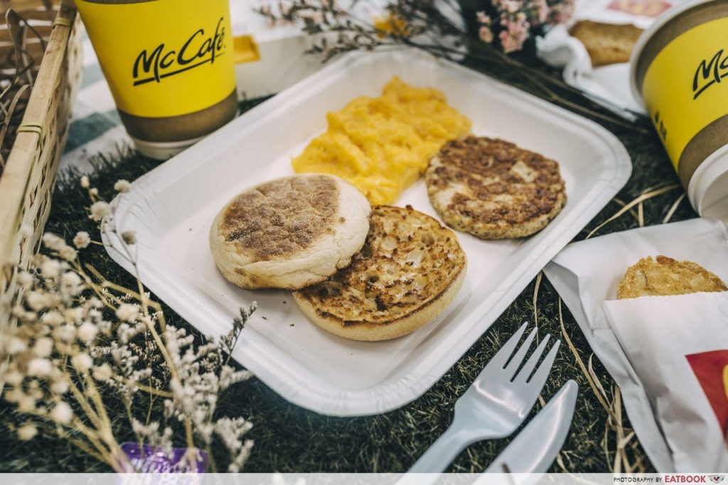 McDonald's Quiz - Big Breakfast