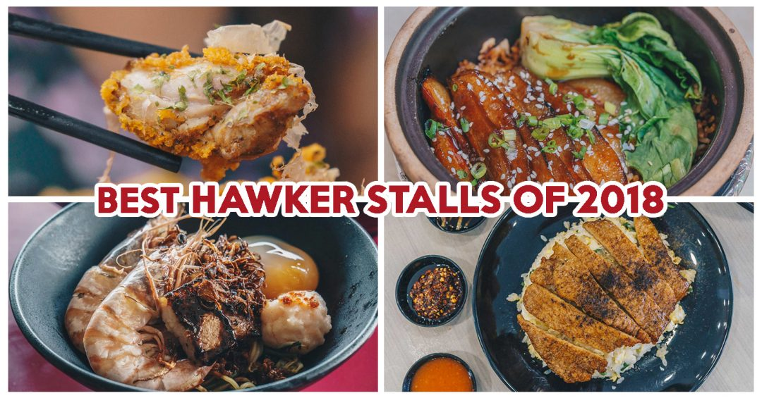 Top 50 - Hawker Stalls Cover Image