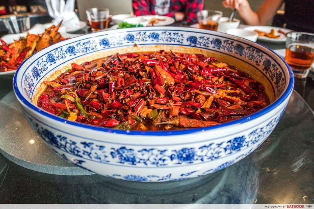 Top 50 - House of Sichuan Garoupa
