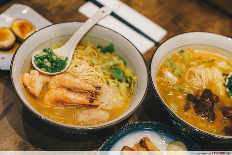 Top 50 - Le Shrimp Ramen