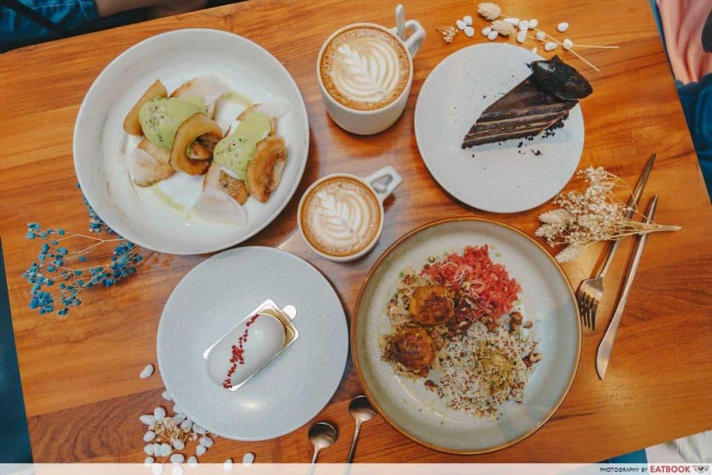 best cafes eatbook top 50 awards Bearded Bella
