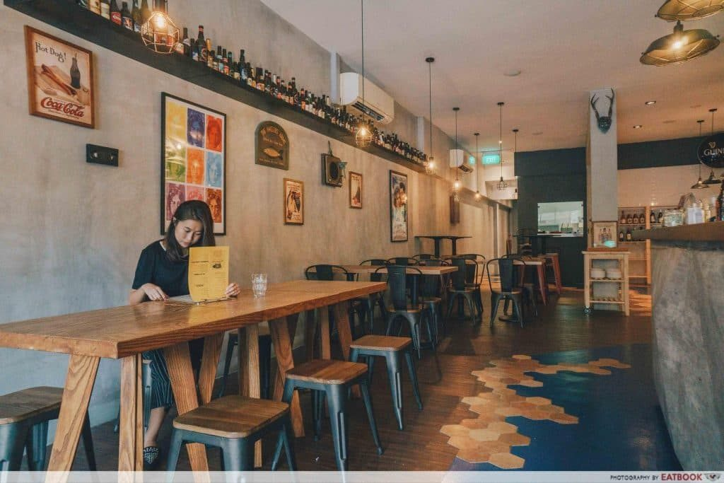 best cafes eatbook top 50 awards Seven and ate